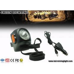 China GL - 4.5C 234g 2PCS 3W Cree LED Mining Lamp , Electric Miners Lamp Hunting Camping on sale