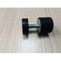 Anti shock Rubber Vibration Damper for Motorcycle or Automobile , VMQ / Neoprene / CR