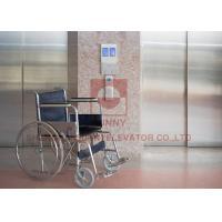 Comfortable Safe High Speed Elevator Hospital Patient Elevator