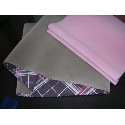 China Custom Foam Waterproof Sound Insulation Cotton Fabric for Clothing Environmental Protection on sale
