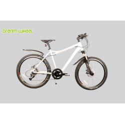 China new Pedal Assist  high level Electric Mountain Bikes 36V lithium battery hide in the frame tube on sale