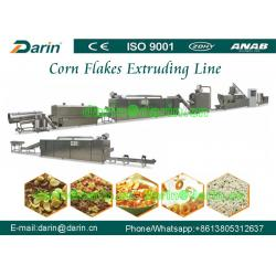 China Corn Flakes Breakfast Snack Production Line equiped with Packing Machine on sale