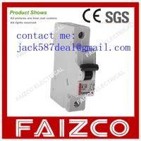 miniature circuit breaker/MCB/ Legrand style   1pole circuit breaker