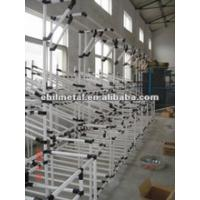 Steel rack (Plastic coated pipe)