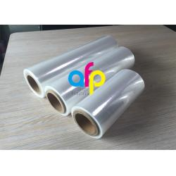 China 25 Mic / 90 Gauge Plastic Heat Shrink Wrap Film , Highly Clear Shrink Packaging Film on sale