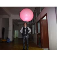 Factory Direct Sale Night Illuminated Walking Backpack Balloon With Led , Advertising Inflatables
