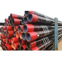 Round K55 / 16Mn Oil Casing Pipe For Oil Industry , GB Seamless Steel Pipe