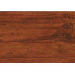 China Warm room 7 mm AC3 HDF Laminate Flooring with custom embossed / crystal surface on sale