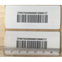 Flexible On Metal RFID Tags / Metal Mount RFID Tags With IP67 Waterproof Rating