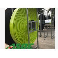 TPU Irrigation Drag Hose Polyurethane Reinforced Lightweight 4 - 7 For Sludge Disposal
