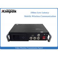 HDMI / SDI Digital AV Wireless Video Transmitter 15km with Obstacles Wireless Video Sender 1080P