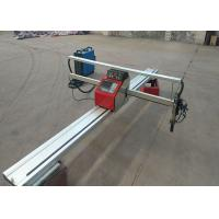 Oxygen Acetylene CNC Plasma Cutting Machine With Torch Cable Holder 220V / 110V
