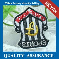 China China Factory wholesale kids patches embroidery ,embroidery patches for clothing,hot fix embroidery Patches on sale