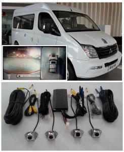 HD 4 Channel cctv Lorry Cameras System With Monitor