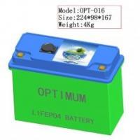 12V / 120Ah Grid Lithium Iron Phosphate Batteries Pack w/ 5C Peak Discharge Current