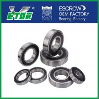 High Temperature Anti Friction Precision Ball Bearings Deep Groove Type