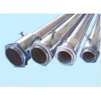Outdoor Galvanized Seamless Steel Pipe / Underground Electrical Conduit Pipe