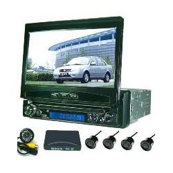 China Super slim 5 inch Car GPS DG-PV5010 Support FM AV-in Bluetooth Flash: 128M,Support 16GB TF Cards on sale