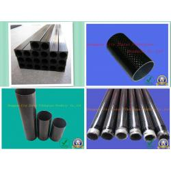 China Insulation Carbon Fiber Pipe, Carbon Fiber Tube with High Quality on sale