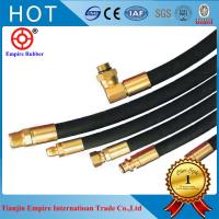 Black rubber hose  Synthetic Rubber CONCRETE PLACEMENT HOSE SERIES 7236