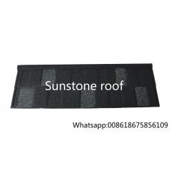 China Great productive capacity colorful stone coated roofing sheet, roofing materials, spanish style  wooden shingle on sale