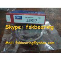 SKF 63/28N Radial Load Deep Groove Ball Bearings with Snap Ring Groove