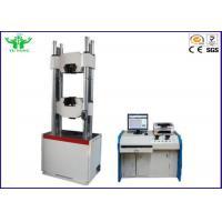 Servo Universal Tensile Testing Machine 2000KN Electro-Hydraulic Control