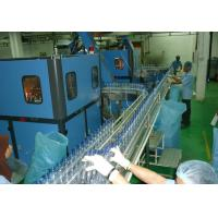 3 In 1 Pet Bottled Water Production Line High Automation Level 2000BPH - 4000BPH
