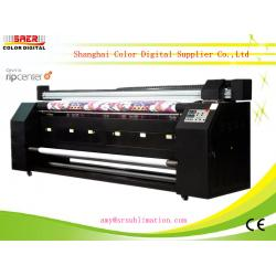 China Large Format Epson Sublimation Printer / Cloths Printer With DX7 High Precision on sale
