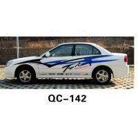 Car Decoration Custom Designer Car Body Sticker QC-142G
