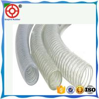SUCTION AND DISCHARGE HIGH PRESSURE RUBBER HOSE PVC STEEL WIRE HOSE
