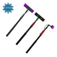 14.6M Lgth High Stiffness 100% 3K Carbon Fiber Telescopic Water Fed Adjustable Cleaning Pole