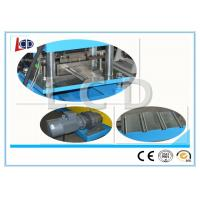 Galvanized Steel Rolling Shutter Door Forming Machine Fully Automatic Control