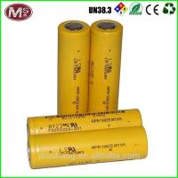 Rechargeable 18650 3.2v lifepo4 battery cell for electric bicycle