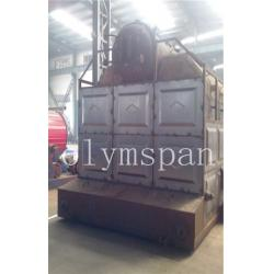 China Automatic Steel 1 Ton Gas Fired Steam Boiler For Water Heating on sale