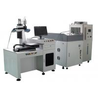Automatic Transmission Fiber Laser Welding Machine With 4 Axis Welding Working Table