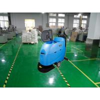 Fs20 Full Automatic Floor Scrubber , Hard Floor Cleaning Machines Stable Performance