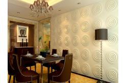 Grand salon d coratif moderne de panneaux de mur 3d avec l 39 isolation phon - Panneau mural decoratif isolant ...