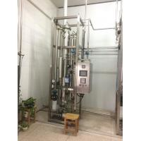 China Pharmaceutical Water Equipment /Multi Effect Distillation/Multi Column Distillation Plant