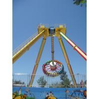 Giant Frisbee Waterfront Navy Pier Ferris Wheel Amusement Facilities , 30 Persons