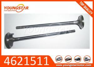 Automotive engine valves For FIAT 4621511 4673608 4658055 Fiat Tractor  300 350 355C