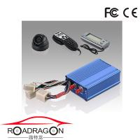 SMS / GPRS Automotive GPS Tracker Devices With Double Core Structure