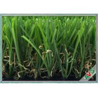 Durable Save Water Outdoor Artificial Grass / Artificial Turf ISO SGS Approval