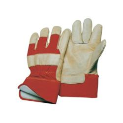 China Industrial, maintenance, Garden man protective Winter Leather Gloves 12301 on sale