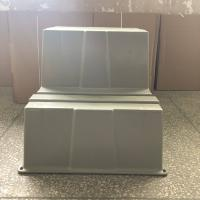 Safety Padded Step Stool HDPE High Step Ladders For Operating The Machine