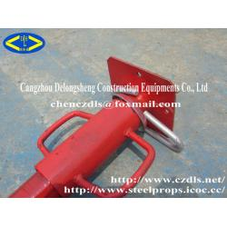 China steel props of construction on sale
