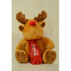 China 8 Inch Stuffed Promotional Gifts Toys Christmas Moose Reindeer Plush Toys on sale