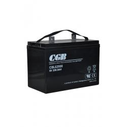 China High Performance 6V 200AH Deep Cycle Lead Acid Battery Rechargeable on sale