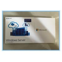 MS Windows Server 2012 Versions 10 CLT Full Sealed Retail Box 64bit 1.4Ghz