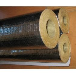 Rock Wool Pipe Insulation Rock Wool Pipe Insulation